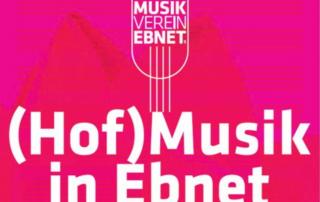 Hofmusik - Die Hofkonzerte des Musikverein Ebnet