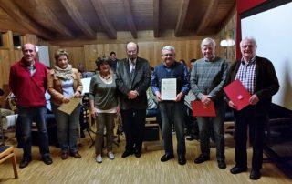 Mitgliederversammlung 2015 des Musikverein Ebnet e.V.