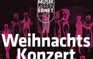 Weihnachtskonzert 2013 des Musikverein Ebnet e.V.