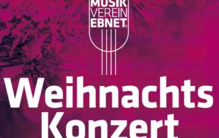 Weihnachtskonzert 2015 des Musikverein Ebnet e.V.