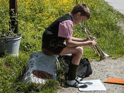 Musiker werden im Musikverein Ebnet e.V.