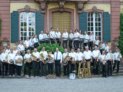 Das Hauptorchester des Musikverein Ebnet e.V.